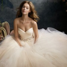 рокля бюстие